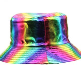 Holographic Bucket Hat