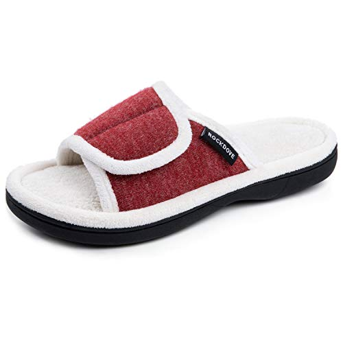 Women's Dahlia Adjustable Wrap Memory Foam Slide