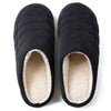 Men's Cozy Memory Foam House Slippers