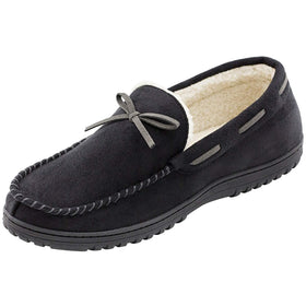 Men's Sherpa Lined Moccasin