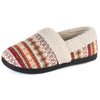 Women's Fair Isle Nordic Moc