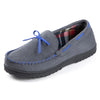 Men's Jacob Flannel Lined Moccasin