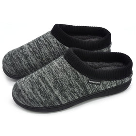 Men's Elastic Collar Hoodback Slipper