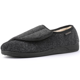 Men's Geri-Active Adjustable Slipper