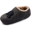 Men's Bear Print Softsole Slipper
