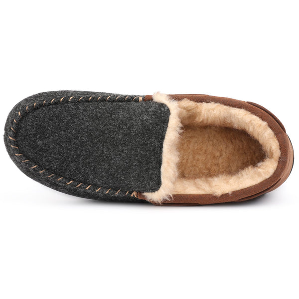 Men's Hearthfire Moc Slipper
