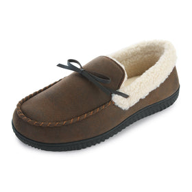 Men's Harrison Sherpa Lined Moccasin