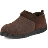 Men's Wyatt Faux Wool Trim Bootie