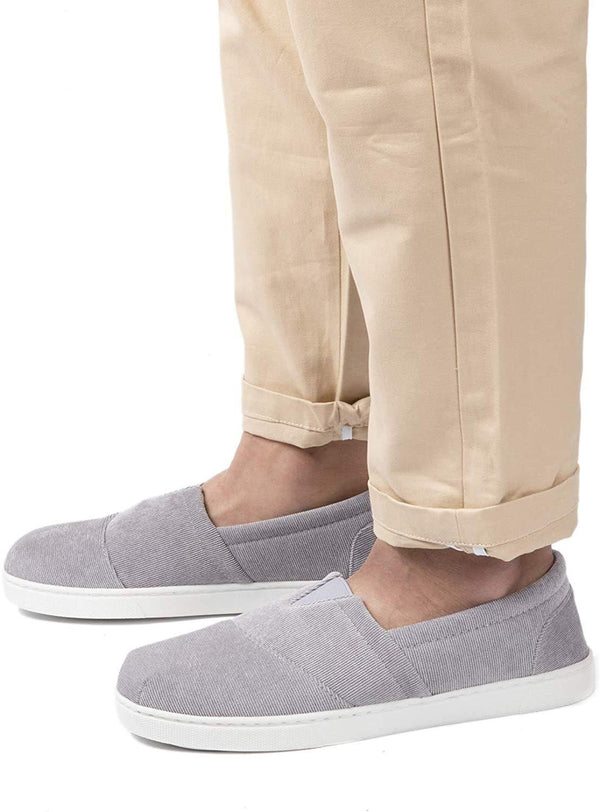 Men's Nathan Breathable Corduroy Loafer