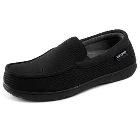 Men's SILVADUR Anti-Odor Moc Slipper with Removable Insole