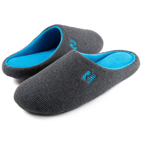 Men's Two-Tone Indoor Slip-On