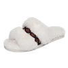 Women's Arizona Faux Fur Slide