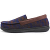 RockDove Men's Moc Slipper with SILVADUR Anti-Odor Fabric