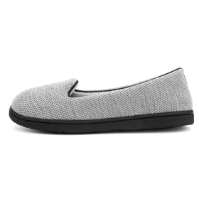 Women's Chenille Lightweight Closed Back Slipper