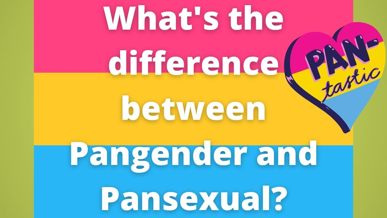 What is the Difference Between Pangender and Pansexual?