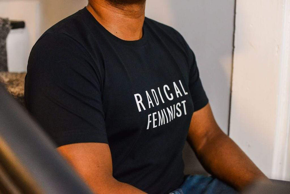 LGBTQ AF Radical Feminist - Schitt's Creek Shirt