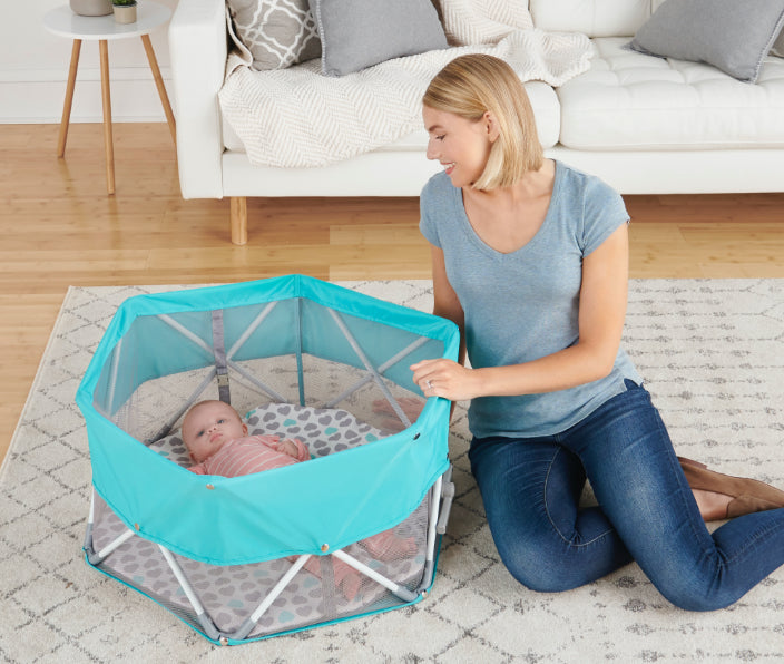 My Play<sup>®</sup> Baby <br>Portable Bassinet