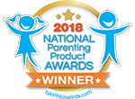 National parenting product awards - Winner!