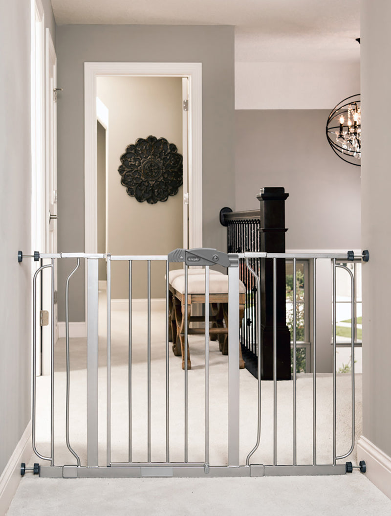 Easy Step® Extra Wide Platinum Safety Gate