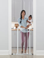 Easy Step® Extra Tall White Safety Gate
