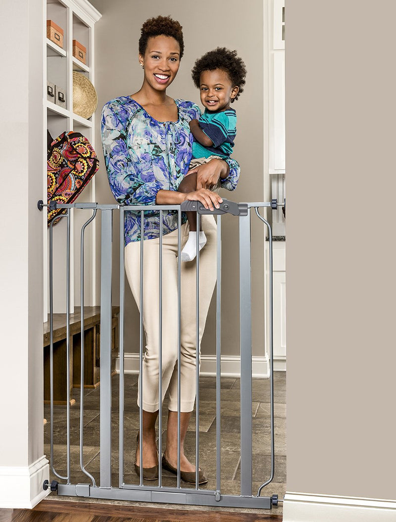 Easy Step® Extra Tall Platinum Safety Gate
