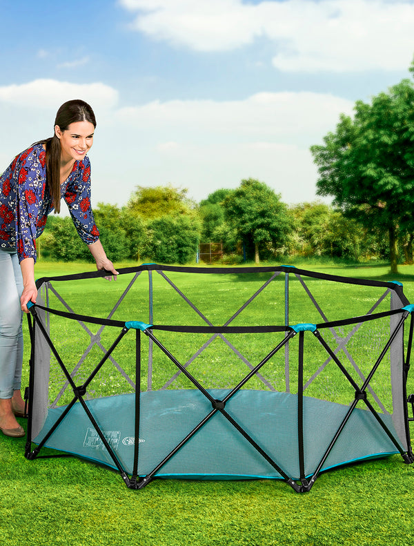 Eight Panel My Play® Deluxe Portable Play Yard