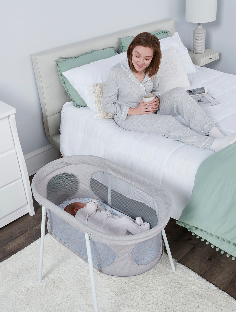 Baby Basics™ Infant Bassinet
