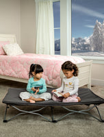 Gray My Cot® Portable Toddler Bed™