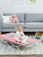 My Cot® Pals Portable Toddler Bed - Pink Kitty