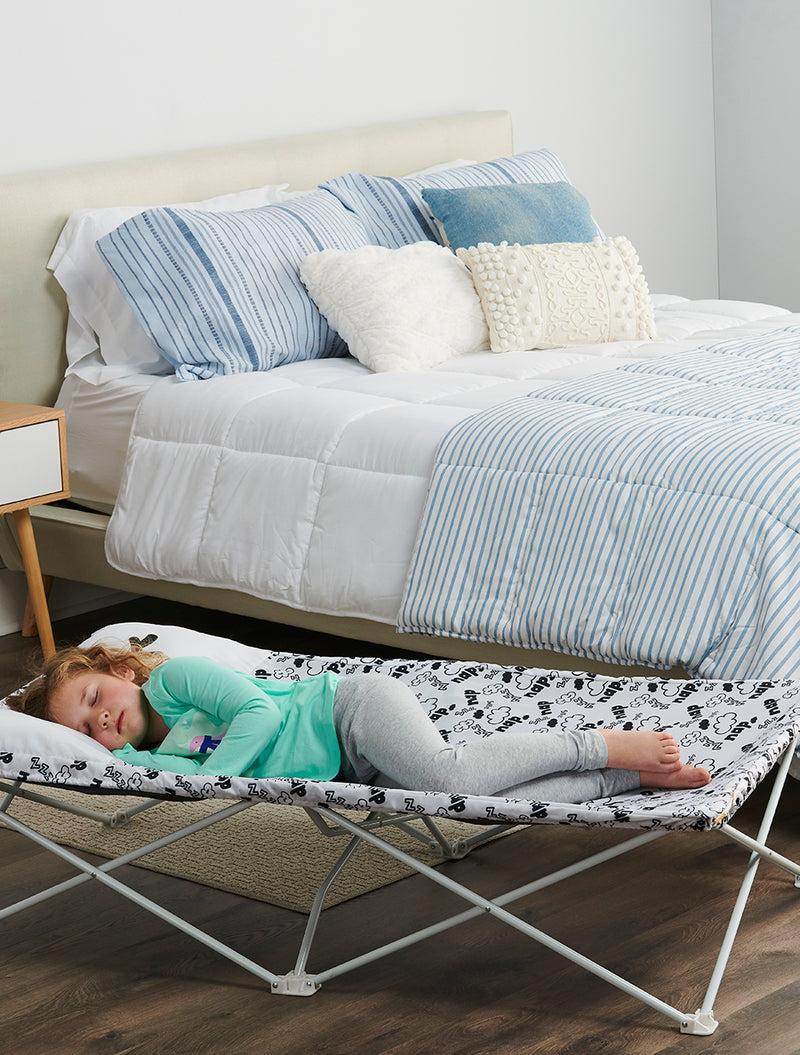 My Cot Pals Extra Long Portable Toddler Bed