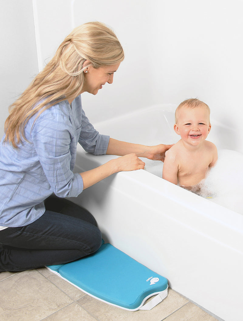 Blue Whale Bath Kneeler For Bathtub