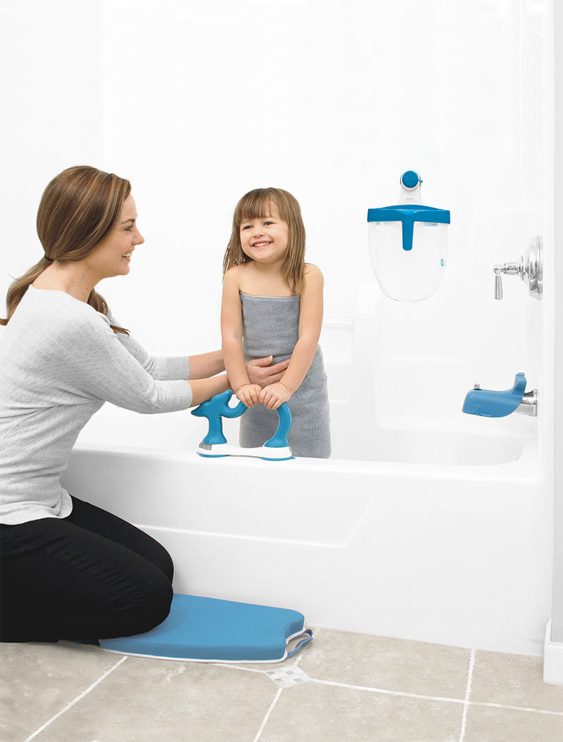 Bath Pack - Scoop, Spout Cover, Kneeler and Safety Handle