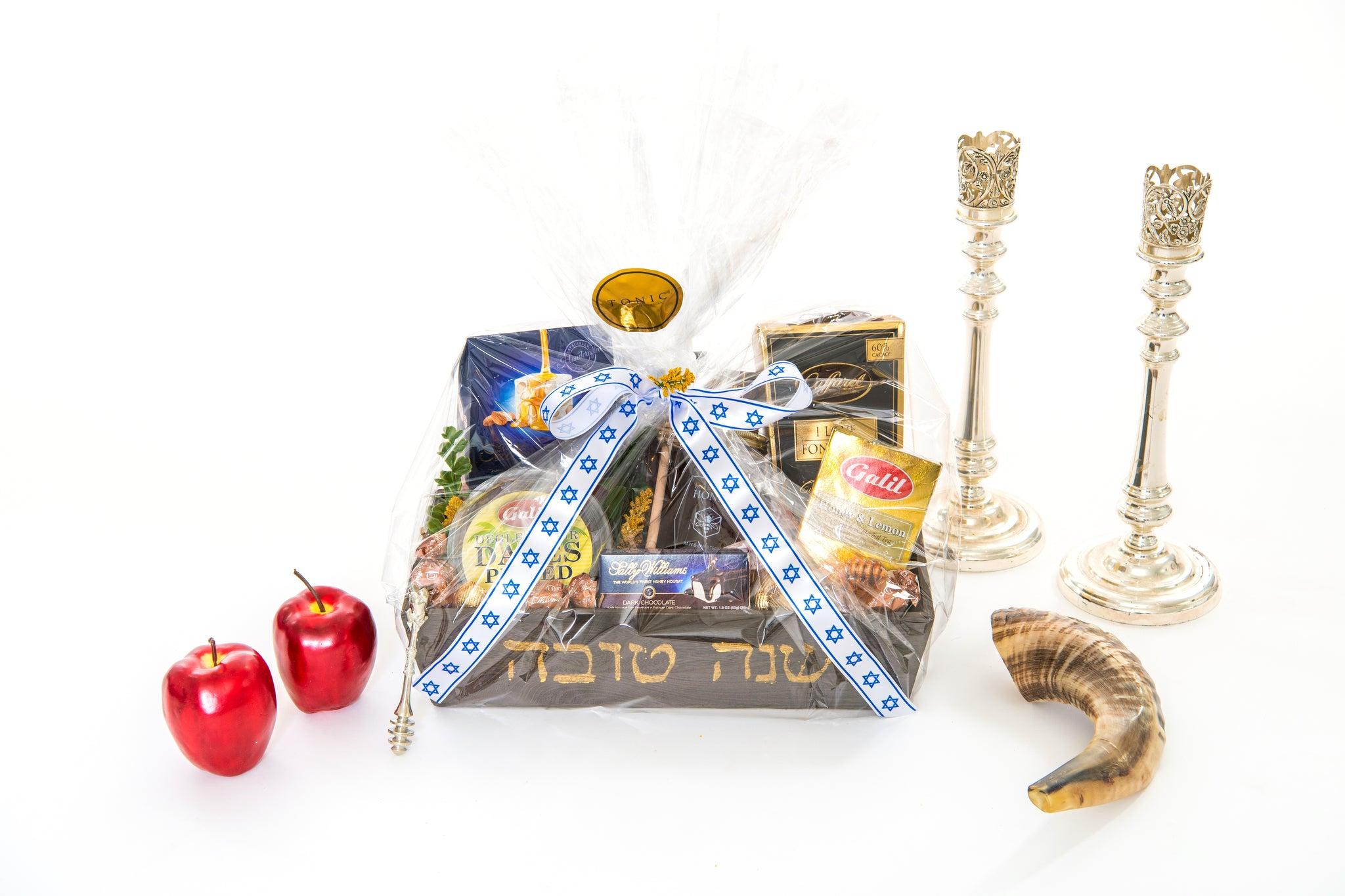 Rosh Hashanah Medium Gift Basket