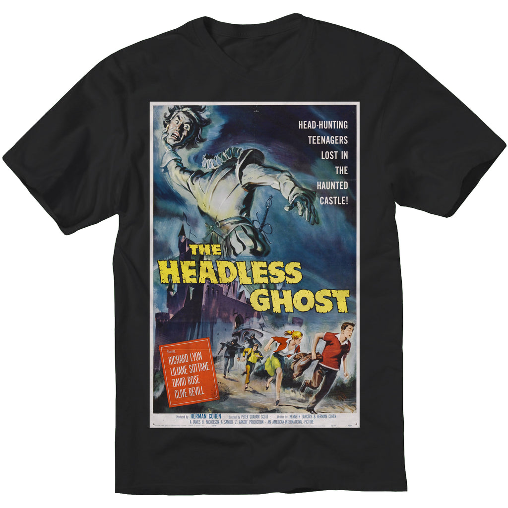 The Headless Ghost - Vintage Horror