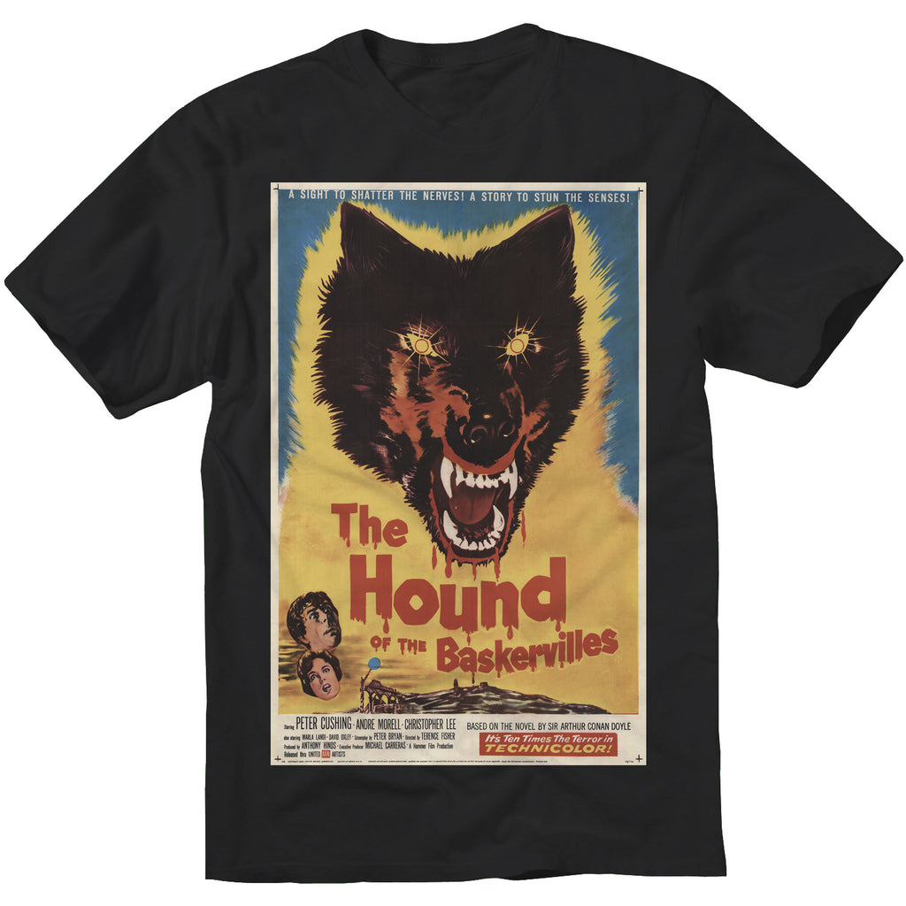 The Hound of the Baskervilles - Vintage Horror