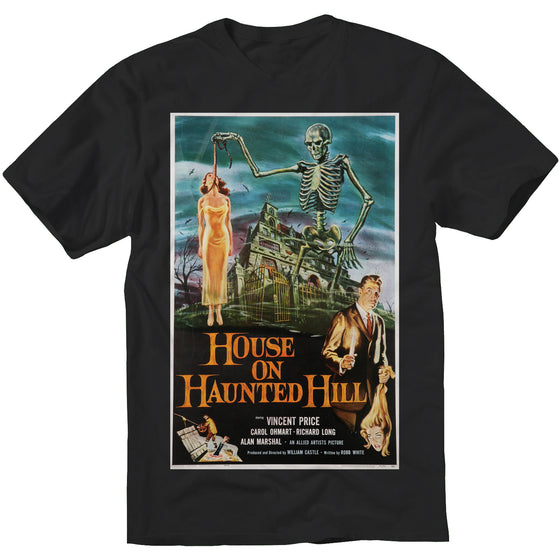 House on the Haunted Hill - Vintage Horror