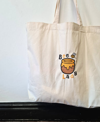 Bee Lady Maxi Tote
