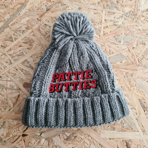 Pattie Buttie Bobble Kids Beanie