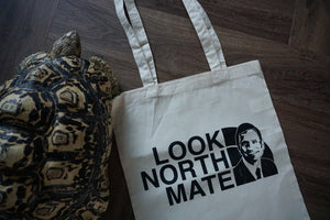 Look North Mate Tote Bag