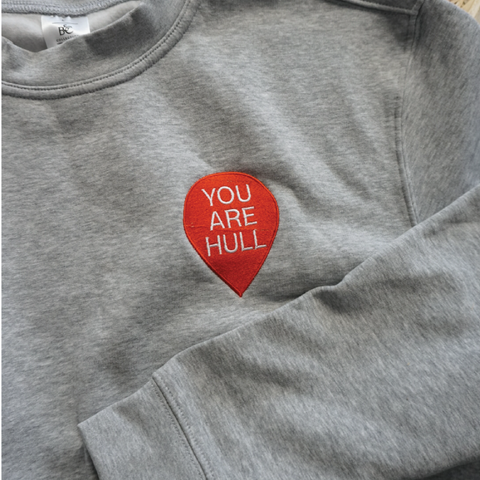You Are Hull Sweater