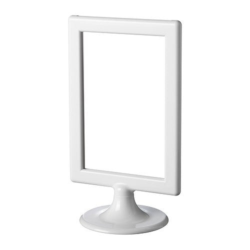 Desktop Picture Frame- Dual Sided