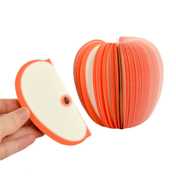 Cute fruit memo pad
