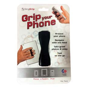SlingGrip - Universal Phone/Tablet Grip