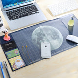 Outer space Desk Organizer