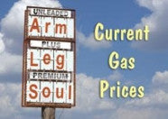 Sign- Current Gas Prices