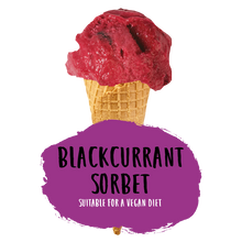 Load image into Gallery viewer, Blackcurrant Sorbet