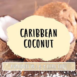 Caribbean Coconut Ice Cream
