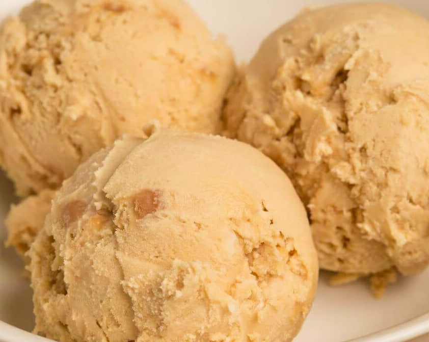 Toffee Fudge Fiasco Ice Cream