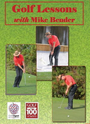 Golf Lessons with Mike Bender DVD