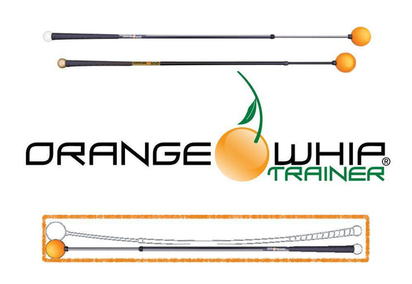 The Orange Whip Trainer (Men's or Ladies')